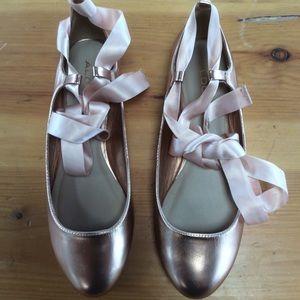 Aldo ballerina flats